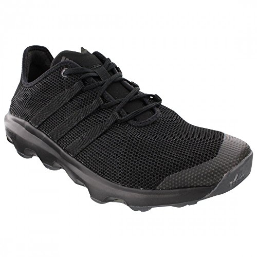 adidas Outdoor Unisex climacool? Voyager Core Black/Core Black/Core Black Sneaker Men's 8, Women's 9 Medium