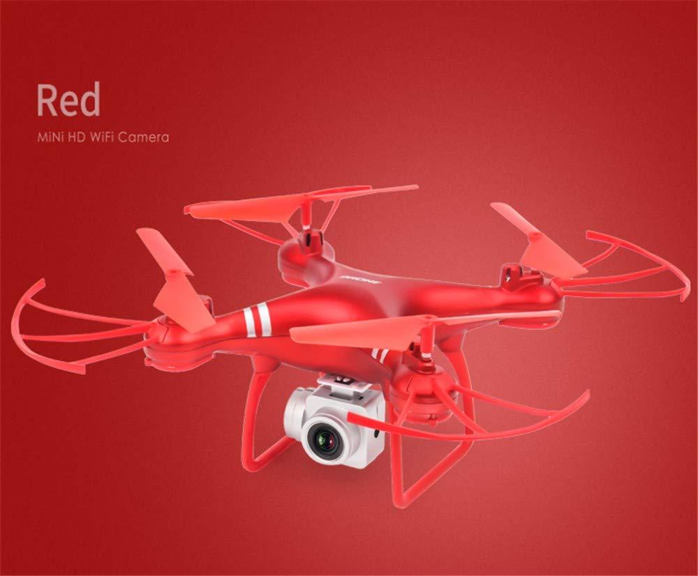 GCM-T Drone modalità Headless Custom Routing Sensore di gravità LED Light App Control WiFi Trasmissione in Tempo Reale 1080P HD Camera rosso Air Pressure modalità Altezza Fissa Hd6H