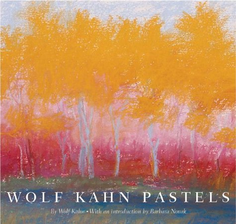 Touch Of Wolf The - Wolf Kahn: Pastels