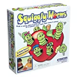 Pressman Toy Squiggly Worms Board Game