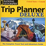 National Geographic Trip Planner Deluxe US & Canada