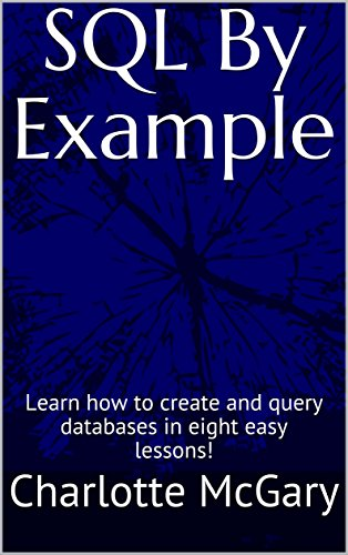 Learning sql example database
