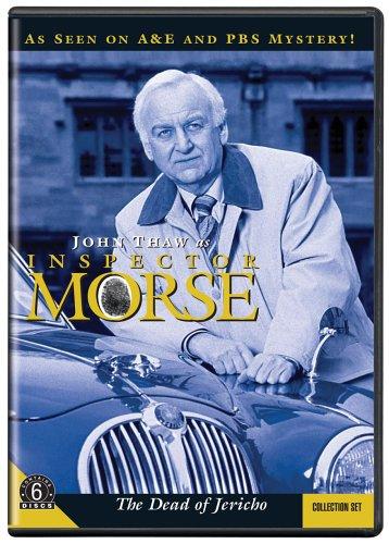 Inspector Morse - The Dead of Jericho - Collection Set (Morse Dvd Set)