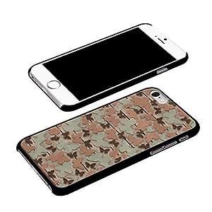 Autumn Phone Case Triangular Pattern Hard Plastic Case Cover Skin for iphone 6 4.7 Inch