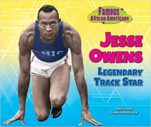 Read online Jesse Owens: Legendary Track Star (Famous African Americans) PDF