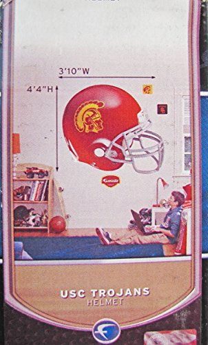 FATHEAD Southern California Trojans Helmet Wall Decal