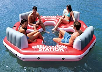 Intex 4-Person River Tube Raft
