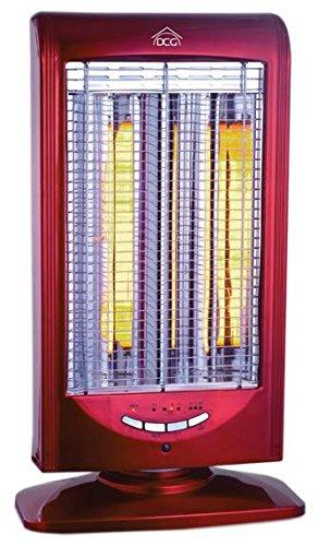Dcg Eltronic Sa9822 T 1000w Rosso Stufetta Elettrica Amazon It