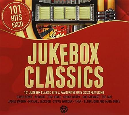 0e27835d2 101 Jukebox Hits : Various Artists: Amazon.fr: Musique