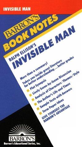 Ralph Ellison's Invisible Man (Barron's Book Notes)