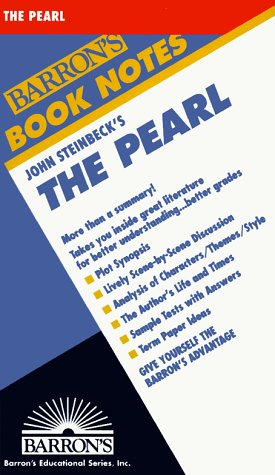 John Steinbeck's the Pearl (Barron's Book Notes)