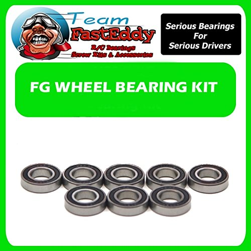 Large Scale Ball Bearing (Pro Series Wheel Ball Bearing for RC Cars Kit FG)