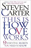 This is How Love Works, Steven Carter, 0871319942