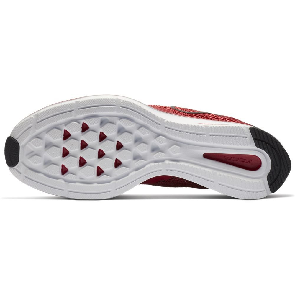 NIKE Men Zoom Strike Athletic/Running Shoes B0716SFDKK 10.5 D(M) US|Gym Red / Anthracite - Speed Red