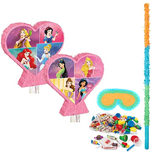 BirthdayExpress Disney Princess Party Supplies Pinata Kit