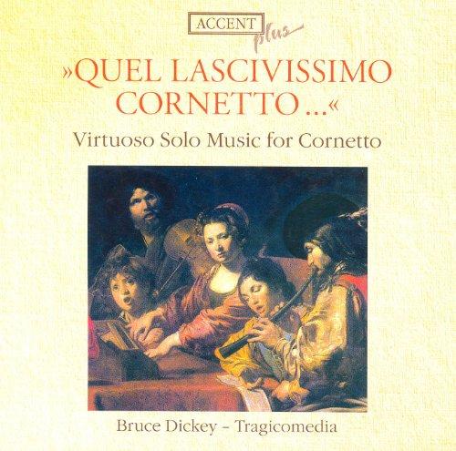 Cornet Music - Merula, T. / Rore, C. / Gabrieli, A. / Frescobaldi, G.A. / Palestrina, G.P. / Crecquillon, T.