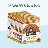 Rip Van Wafels Dutch Caramel & Vanilla Stroopwafels