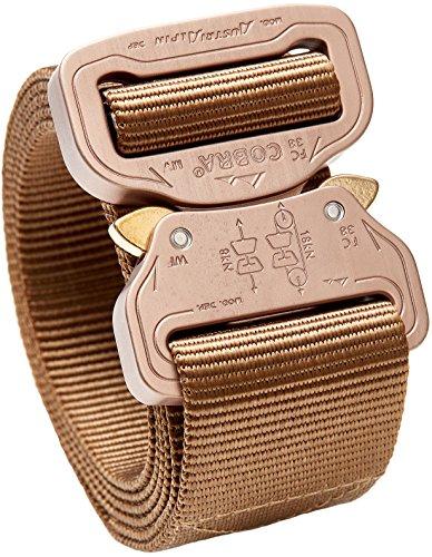 The Original Klik Belt Cobra Buckle Belt 1 Ply Belt - 1.5