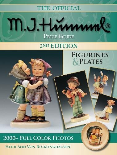 The Official M.I. Hummel Price Guide: Figurines & Plates (Hummel Figurines and Plates) (Figurines Antique Hummel)