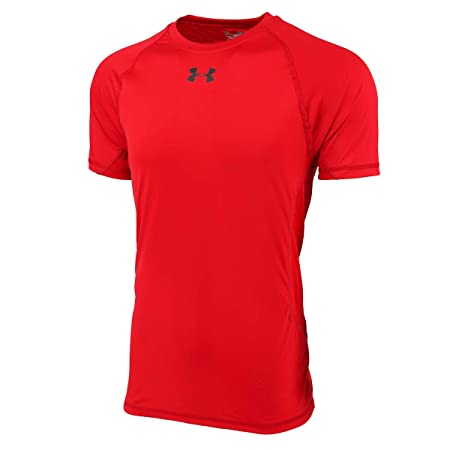 eb9a1f8073c3 Under Armour Herren T-Shirt HG Flyweight Tee Short Sleeved  Amazon ...