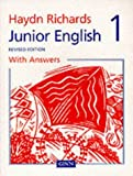 Junior English Book 1 with Answers