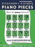 Everybody's Favorite Piano Pieces: Piano Solo