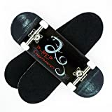 Peoples Republic P-Rep Dragon 30mm Graphic Complete Wooden Fingerboard w CNC Lathed Bearing Wheels …