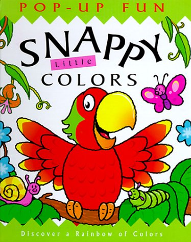 Snappy Little Colors (Snappy Pop-Ups) by Millbrook Press (Image #2)