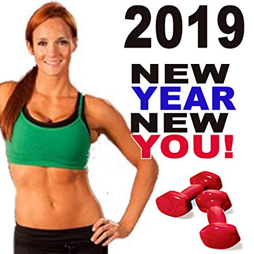 New Year New You Workout 2019 & DJ Mix (The Best Music for Aerobics, Pumpin' Cardio Power, Plyo, Exercise, Steps, Barré, Curves, Sculpting, Abs, Butt, Lean, Twerk, Slim Down Fitness Workout)