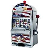 Trademark Poker American Eagle Slot Machine Bank by Trademark Poker