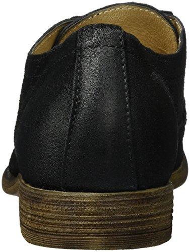 Mjus 362101-0102-6002, Zapatos de Cordones Derby para Hombre Negro (Nero)