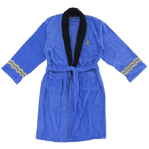 Star Trek Spock Bath Robe