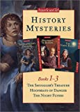 America Girls History Mysteries, Holly D. Hughes and Sarah Masters Buckey, 1584851902