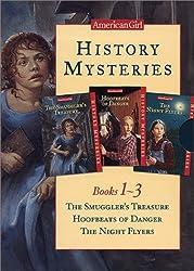 American Girl (History Mysteries) 1-3