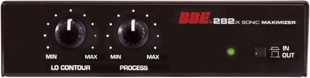 BBE 282iX Desktop Sonic Maximizer with Balanced 3-Pin XLR Connections