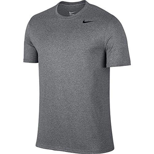 Nike Legend 2.0 Men's Dri-Fit Athletic T-Shirt Gray Size XL