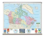 Primary Wall Map - Canada