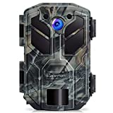 #8: APEMAN Trail Camera 20MP 1080P Hunting Camera 40PCs IR LEDs Game Camera for Crisp Night Shot & Vision up to 65ft IP66 Waterproof Design Wildlife Camera for Wildlife Hunting and Home Security