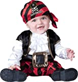 InCharacter Costumes Baby's Cap'N Stinker Pirate Costume