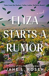 Book Cover: Eliza Starts a Rumor