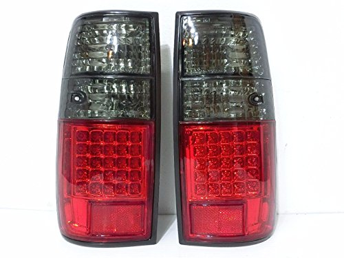 Toyota Land Cruiser FJ80 HZJ80 91-97 Tail Lights Lamps
