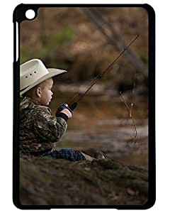 2793070ZE179607262MINI3 New Snap-on Skin Case Cover - A young fisherman wallpaper iPad Mini 3 phone Case