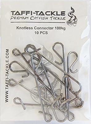 Vorfach-Connector,Knotenlos,knotenlose Verbindung No Knot