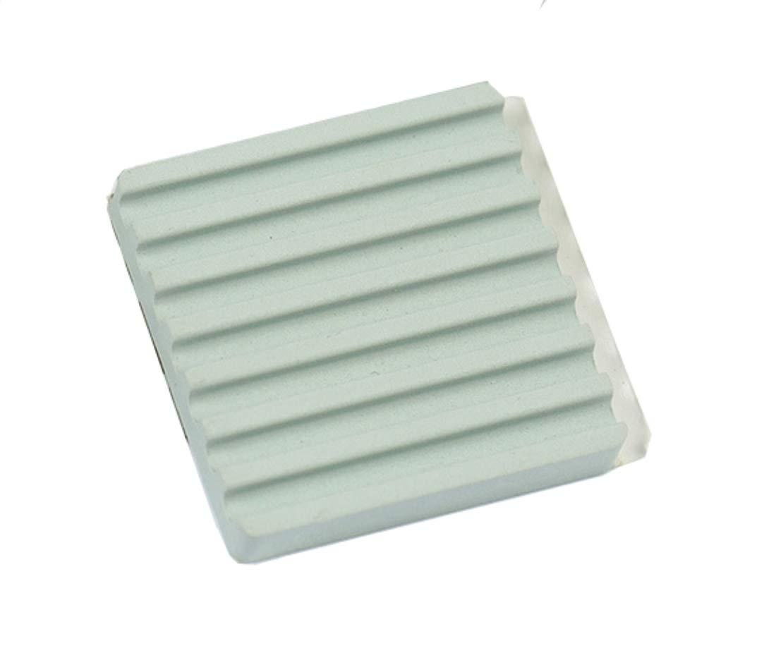 SUKRAGRAHA Heat Conducting Thermal Silicon Carbide Ceramic Heatsink 30x30x5mm 2 pc NA