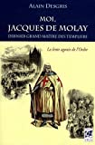 Image de Moi, Jacques de Molay (French Edition)