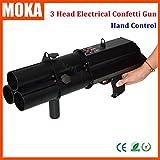 Stage Effect Machine Confetti Cannon Machine Paper Confetti Gun Machine Confetti Shooter Gun Machine