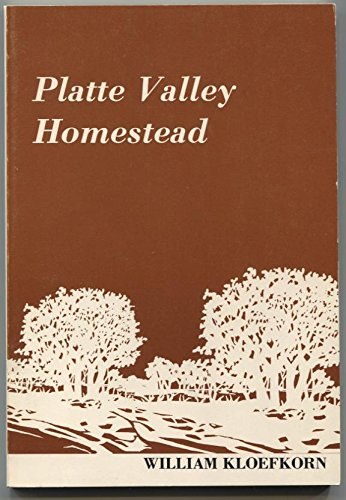 Platte Valley Homestead, Kloefkorn, William