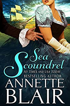Sea Scoundrel (Knave of Hearts Book 1) by [Blair, Annette]