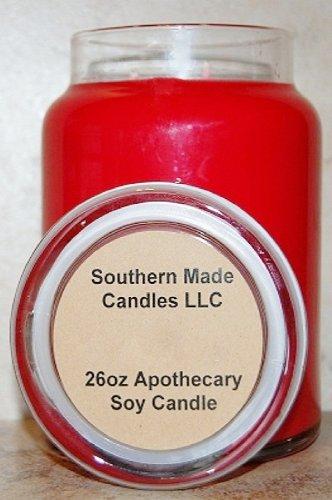 26 oz Apothecary Soy Candle - Mistletoe