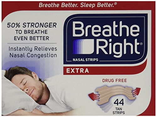 Breath Right Extra Strong Strips product image